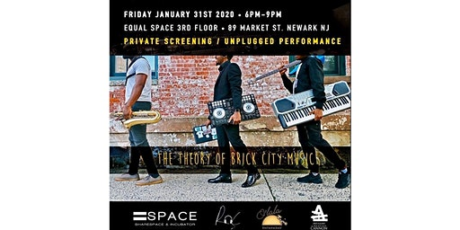The Theory Of Brick City Music Private Screening