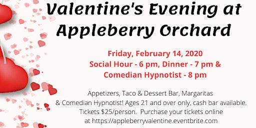 Valentine's Evening at Appleberry Orchard