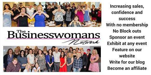 The Business Womans Network (Ipswich) - Speaker TBC masterclass plus productive networking.