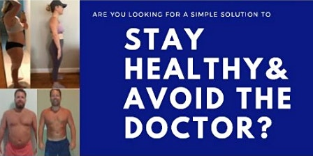 STAY HEALTHY  &  AVOID THE DOCTOR?