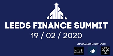 Leeds Finance Summit 2020 tickets