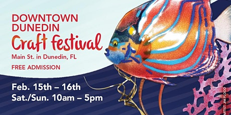 28th Annual Downtown Dunedin Craft Festival tickets