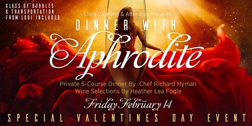 Dinner With Aphrodite