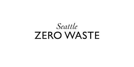 Seattle Zero Waste Social tickets
