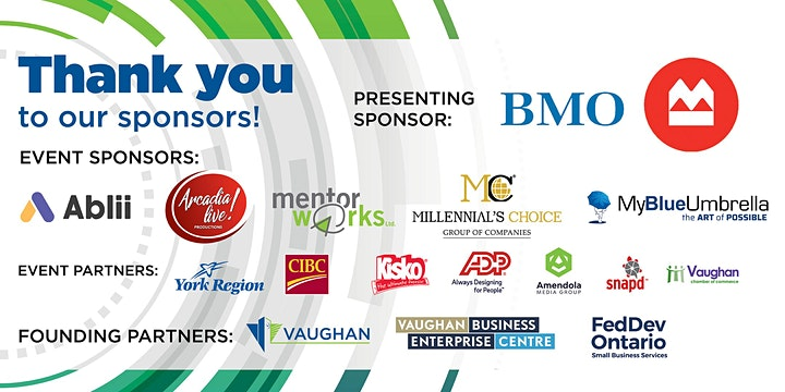 2020 Vaughan Business Expo image