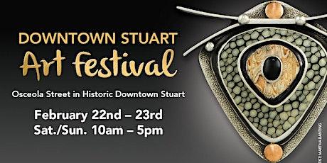 30th Annual Downtown Stuart Art Festival tickets