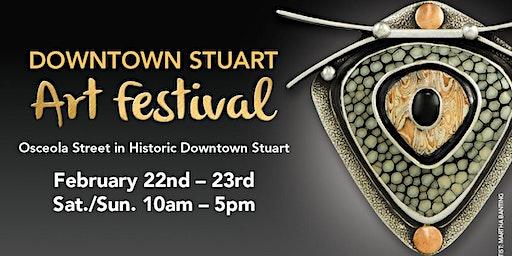 30th Annual Downtown Stuart Art Festival