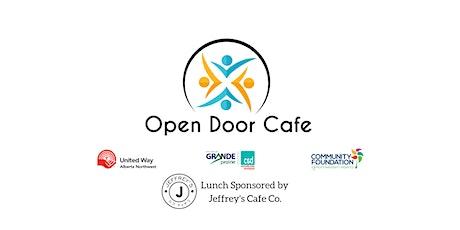 Open Door Cafe tickets