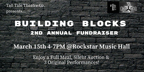 Building Blocks 2nd Annual Fundraiser tickets