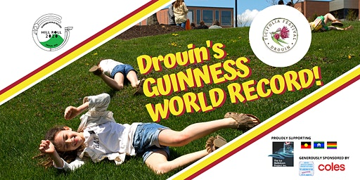 Guinness World Record Drouin 2020