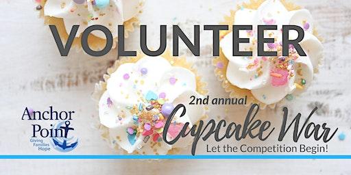 2020 Cupcake War - Volunteers