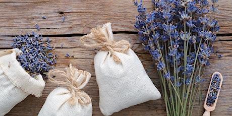 Make Time: DIY Lavender Sachets & Bath Salts Workshop - Bridgewater Commons tickets