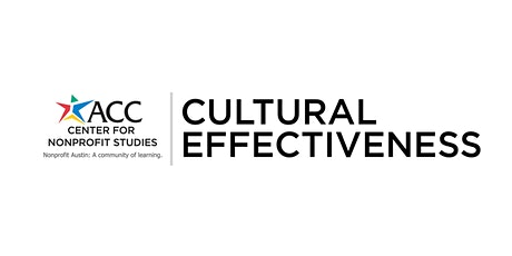 Cultural Effectiveness tickets