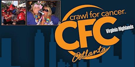 Atlanta Crawl for Cancer tickets