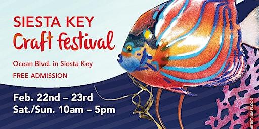 26th Annual Siesta Key Craft Festival