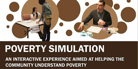 Poverty Simulation and Bridges Out of Poverty Overview tickets