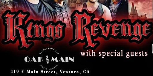 Kings Revenge with special guests
