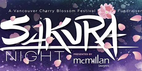 2020 Sakura Night tickets