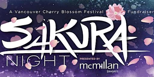 2020 Sakura Night