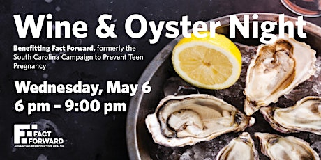 Pearlz Wine & Oyster Annual Fundraiser - POSTPONED tickets