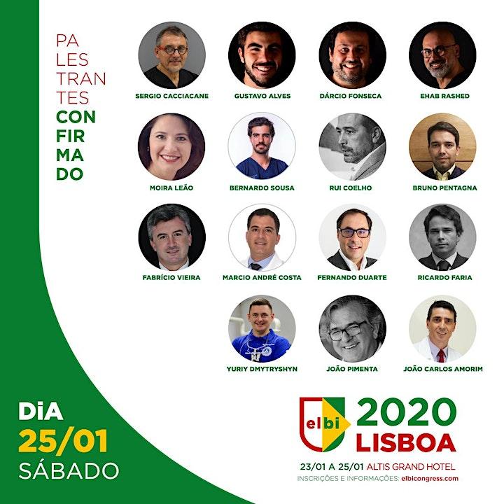 imagem ELBI - Encontro Luso-Brasileiro de Implantologia
