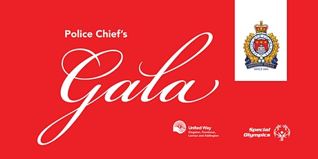 Police Chief's Gala tickets