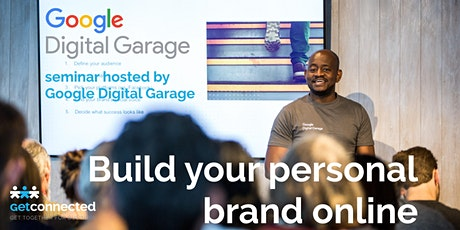 Build Your Personal Brand Online tickets