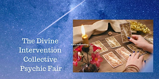 Divine Intervention May 2020 Psychic Fair