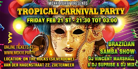 Tropical Carnival Party tickets