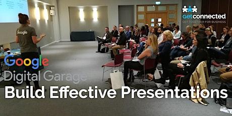 Build Effective Presentations tickets