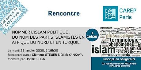 Rencontre avec Clément Steuer & Dilek Yankaya tickets