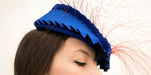 HAT MAKING WORKSHOP | MILLINERY ORIGAMI with Lina Stein