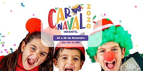 Carnaval Infantil 2020 - Clube Duque de Caxias ingressos