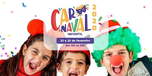 Carnaval Infantil 2020 - Clube Duque de Caxias
