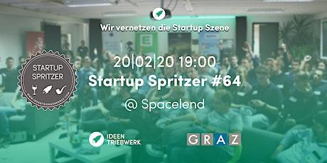 Startup Spritzer #64 Tickets