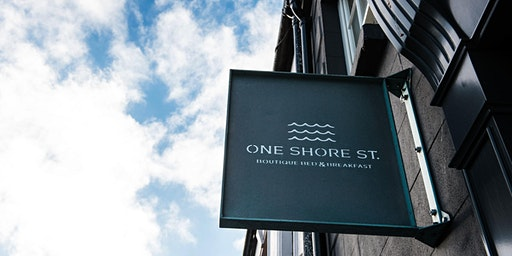 Dine and Stay in association with Indulge x Will Brown at One Shore St.