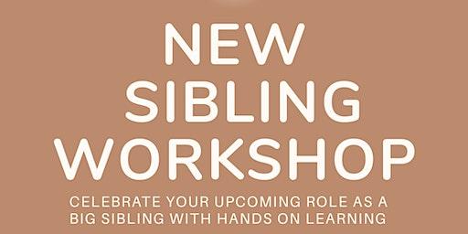 New sibling workshop
