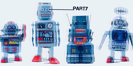 ROBOT DANCE PARTY tickets