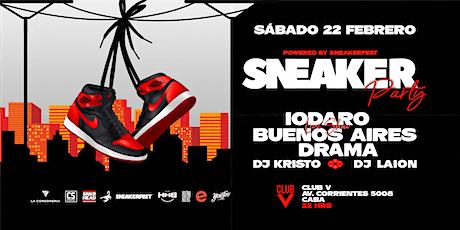 Sneaker Party Buenos Aires entradas