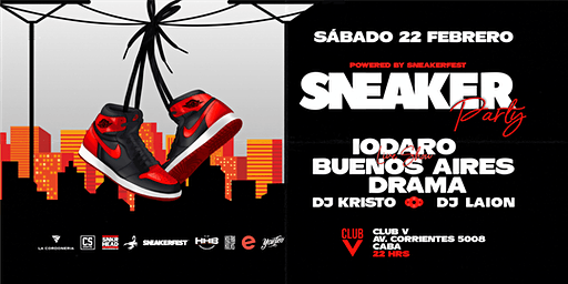 Sneaker Party Buenos Aires