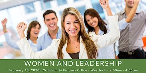 Women and Leadership - Westlock