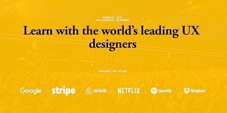 Experience Design Summit 2020 tickets