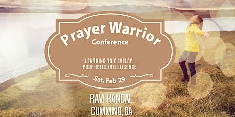 Prayer Warrior Workshop  tickets