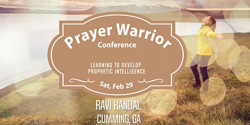 Prayer Warrior Workshop