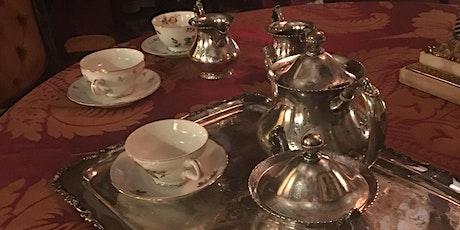 Valentines Tea at Clifton Mansion tickets