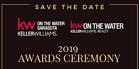 2019 Award Ceremony tickets