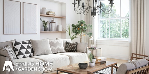 Spring Home + Garden Show 2020