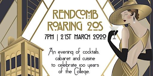 Rendcomb Roaring Twenties