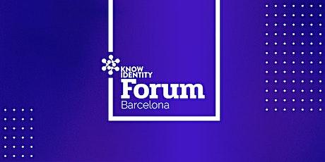 KNOW Identity Barcelona Forum: Modernizing Customer Onboarding entradas