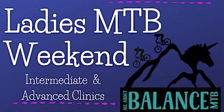 Ladies MTB Weekend at Santos tickets